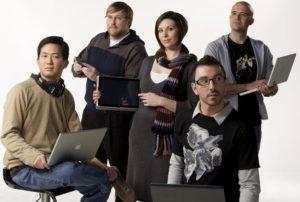 Bloggers, buena gente -casi siempre- ;)
