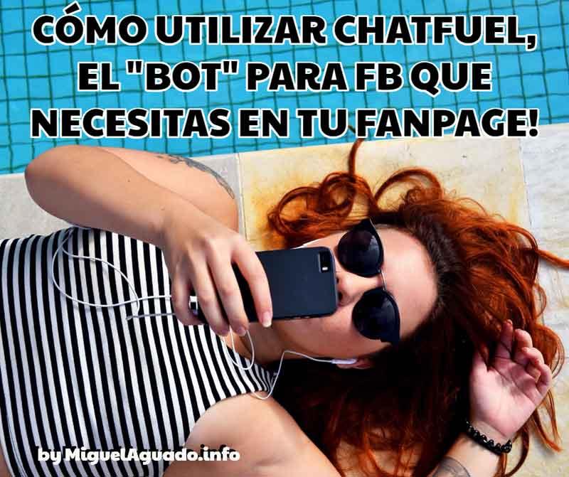 "ChatFuel ""bot"" para FB Messenger"