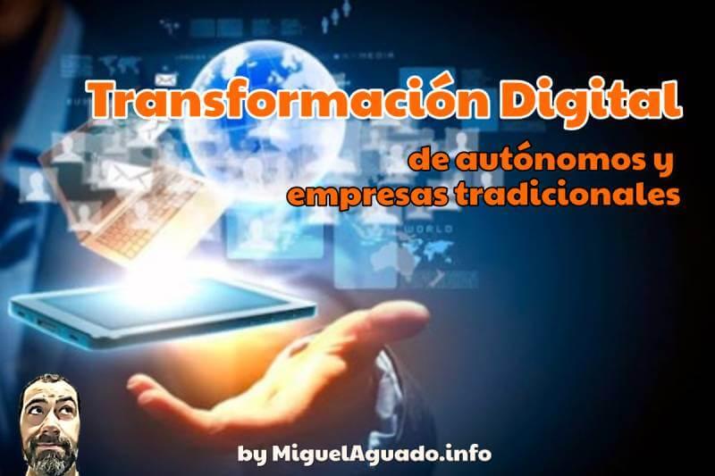 Transformación digital para negocios tradicionales